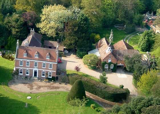 Self Catering Near Louth Lincolnshire Brackenborough